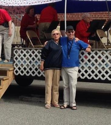 Morse Alumni Parade